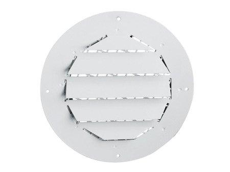 Czerpnia/wyrzutnia biała Ø250